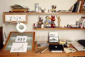 C mo armar una oficina en la casa con feng shui feng shui for Como organizar mi oficina segun el feng shui