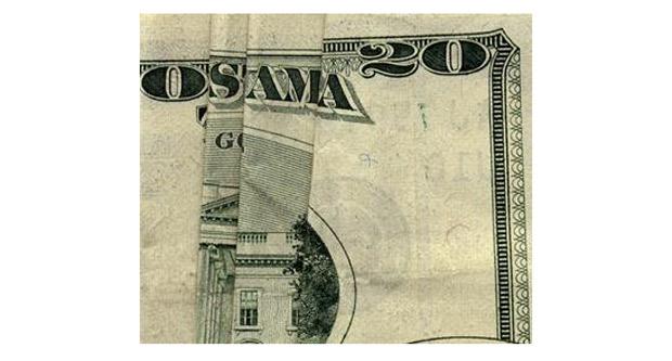Billete 20 dólares