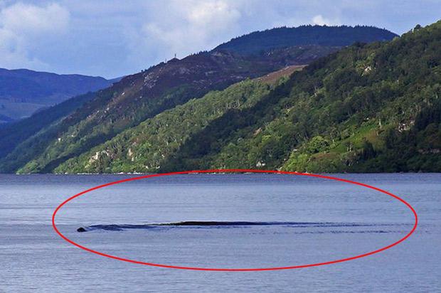 Goggle busca al monstruo del Lago Ness