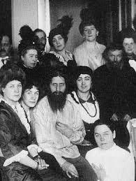 rasputin y sus mujeres