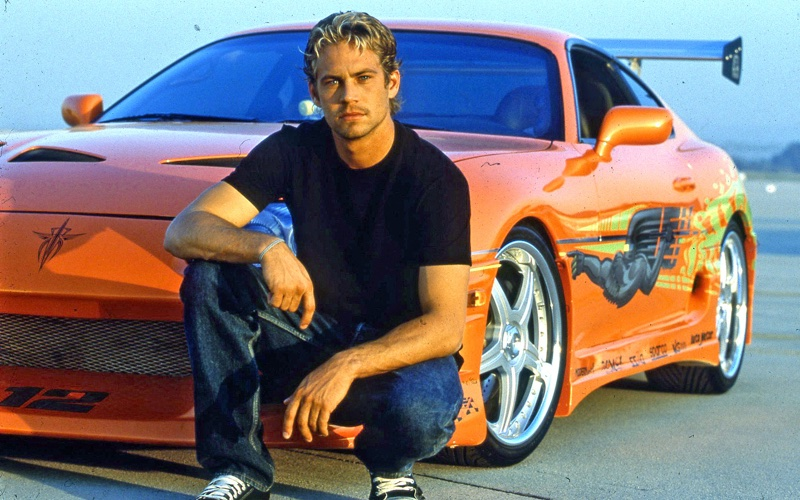 Fantasma de Paul Walker