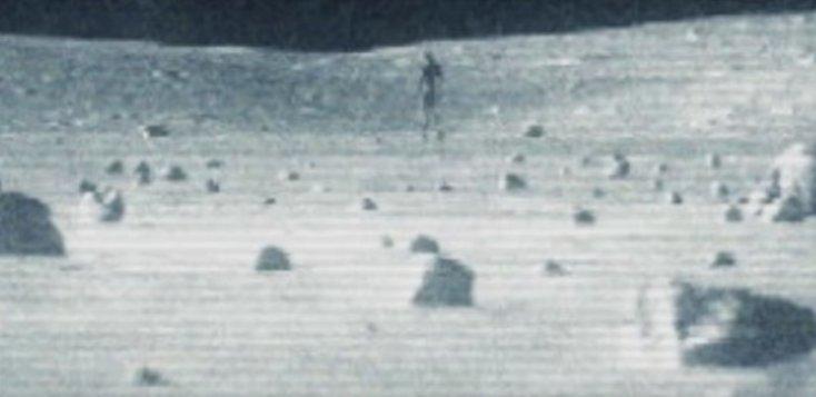 supuesto ser en la luna