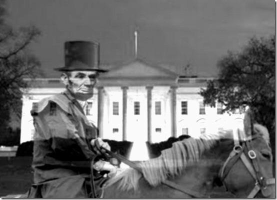 fantasmas Casa Blanca