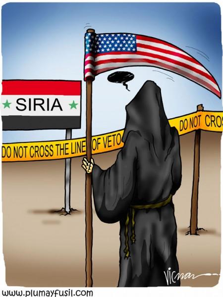 Resultado de imagem para EUA vs siria