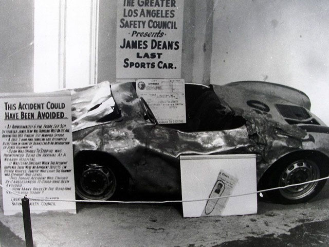 Auto james-dean-car