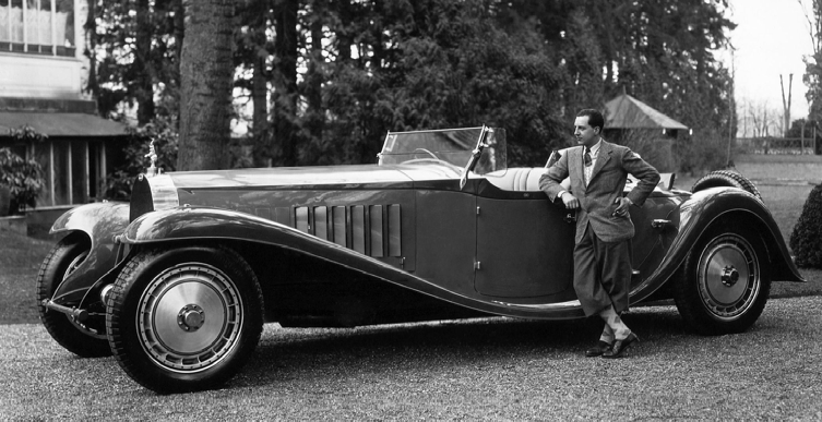 Jean Bugatti.