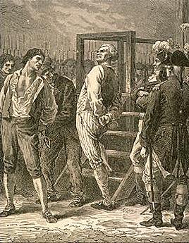 Resultado de imagen para La muerte de Danton