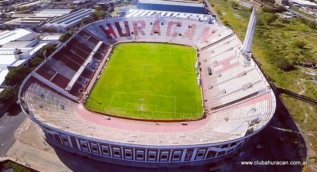 estadio Huracán