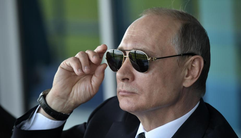 Putin sunglasses