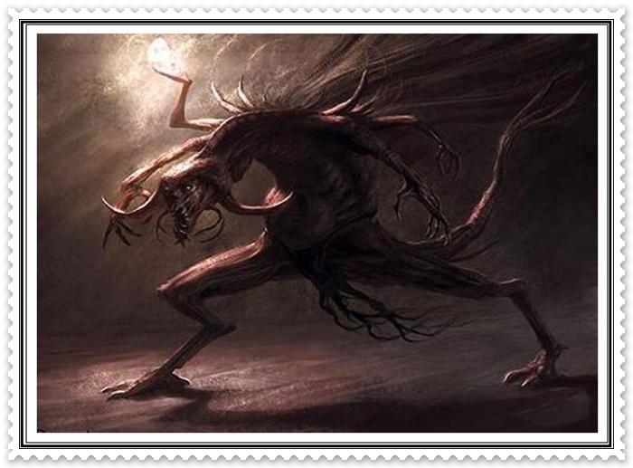 devon El Misterioso demonio de Devonshire. (8)