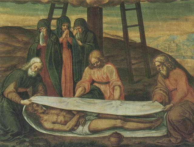 SS jesus-sindone