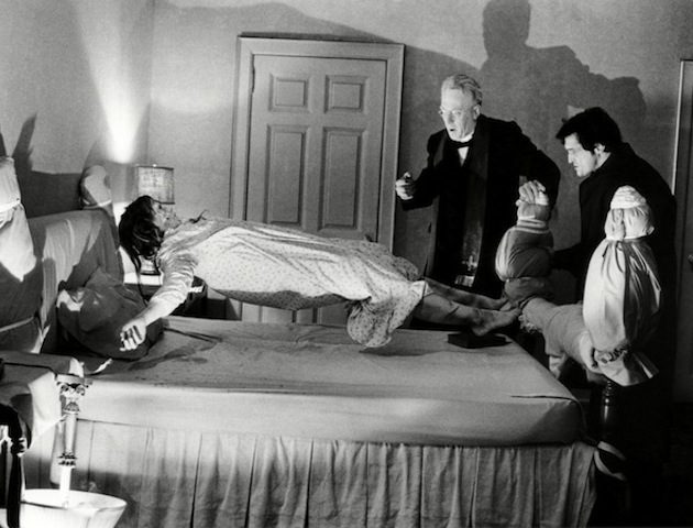 'The Exorcist' film - 1973