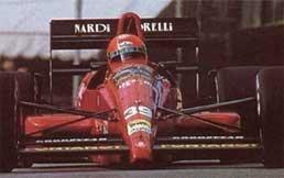 El auto más lento de la Fórmula 1