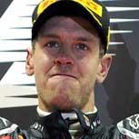 GP Singapur: Vettel, a un punto del título
