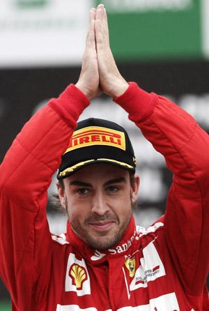 Mejor piloto 2012