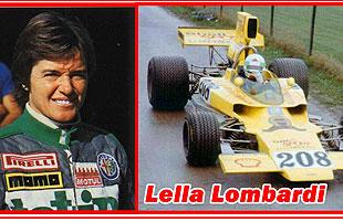 Lella Lombardi