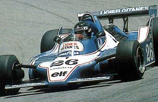 Ligier: un nombre legendario con una historia peculiar en la Fórmula 1