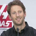 Romain Grosjean sorprende firmando por el nuevo equipo Haas