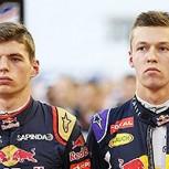 Red Bull sorprende con ¿inesperado castigo? Intercambia a Verstappen y Kyvat