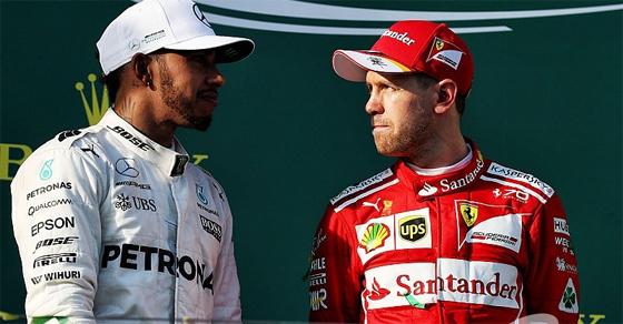 Vettel se salvó: Era investigado por toque con Hamilton
