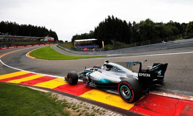 Circuito De Spa Francorchamps : Vuelve la f 1 en el gp de spa francorchamps: el mejor circuito de la