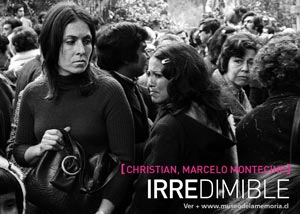 Irredimible, Marcelo Montecino
