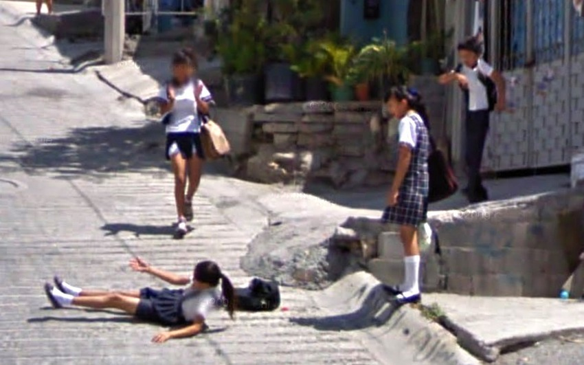 Fotos de Google Street View