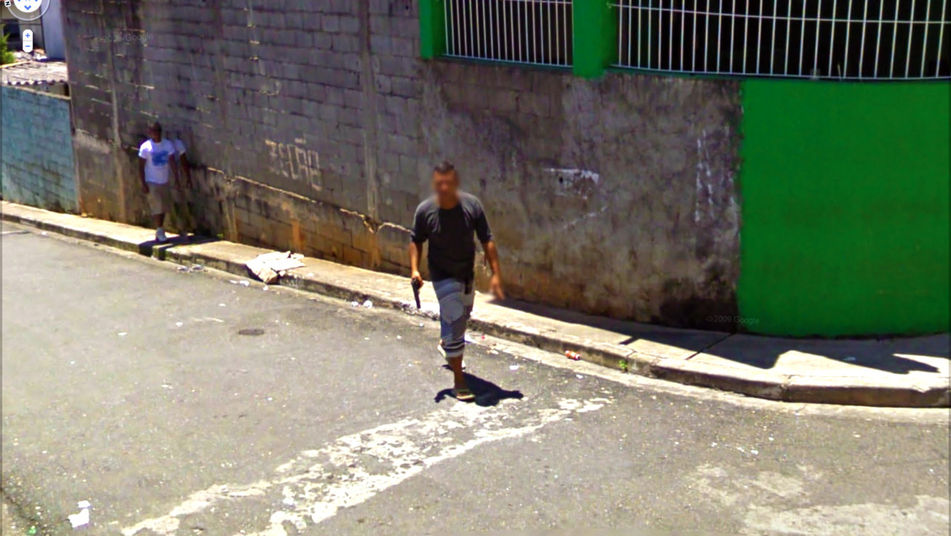 Fotos Google Street View