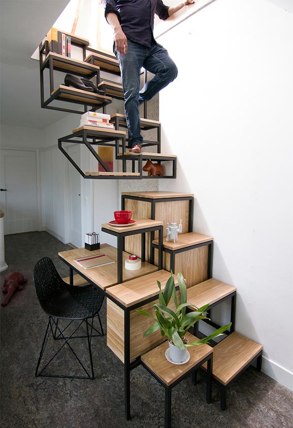 Las escaleras con los diseños más increíbles del mundo ...