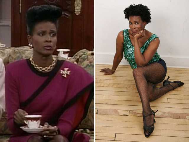 Vivian Banks (Janet Hubert-Whitten)