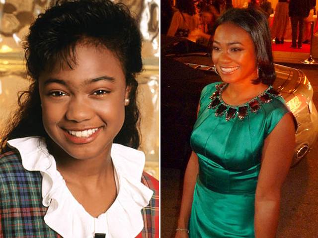 Ashley Banks (Tatyana Maria Ali)