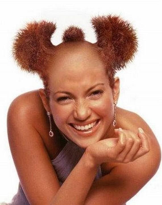 Fotos graciosas de corte de pelo