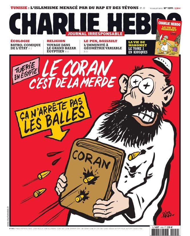 Las portadas de charlie hebdo que enfurecieron a los - Pelicula francesa silla ruedas ...