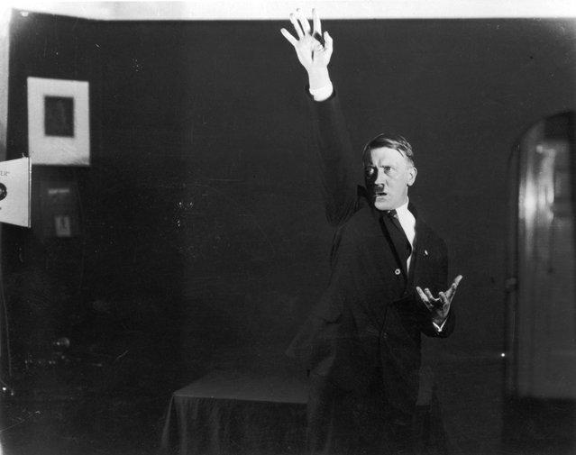 Fotografía antiguas, históricas y poco conocidas Hitler-fotos-2
