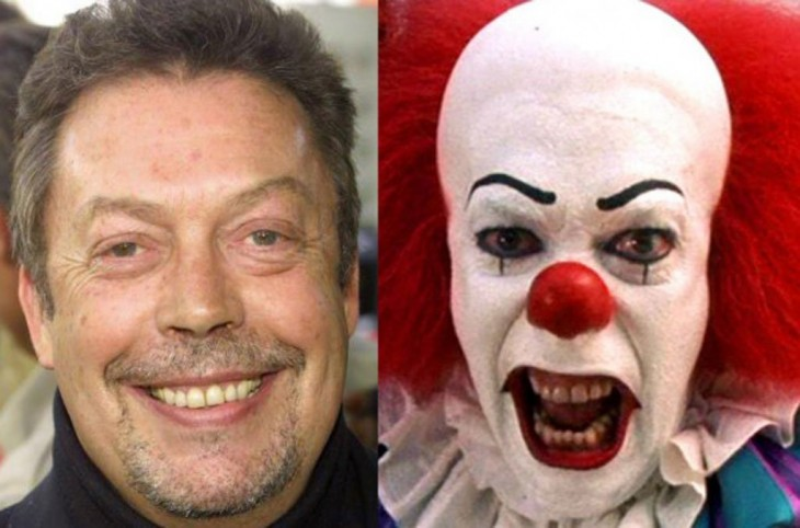 Tim Curry, It