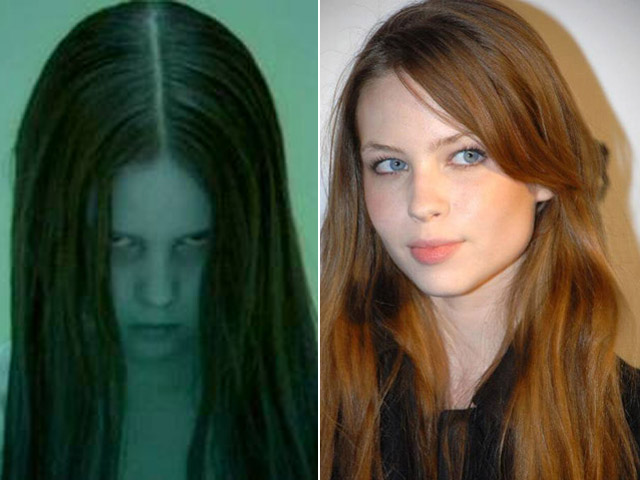 Daveigh Chase (El Aro)