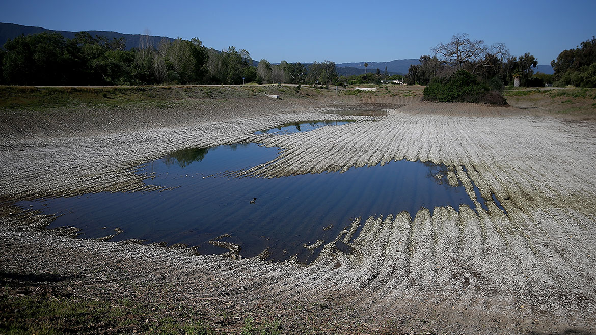 Drought Dries Up California Groundwater Sources