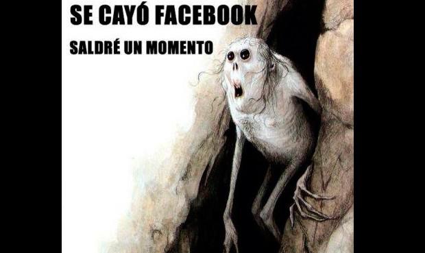 Ca U00edda De Facebook Los Mejores Memes Tras Los Problemas En