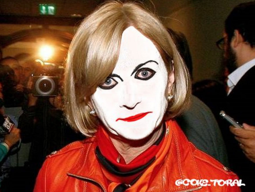 evelyn matthei mimos