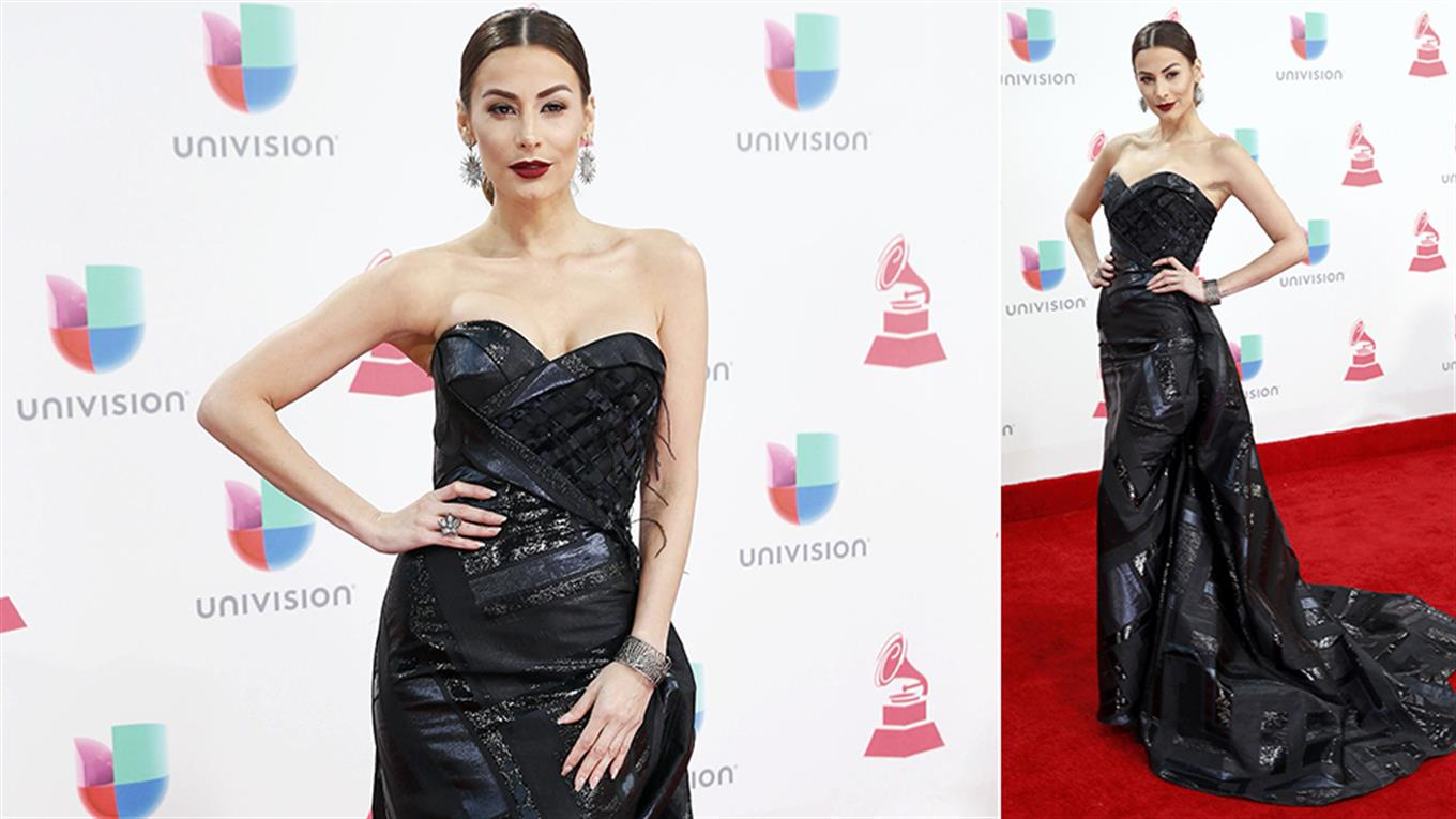 Latin Grammy looks