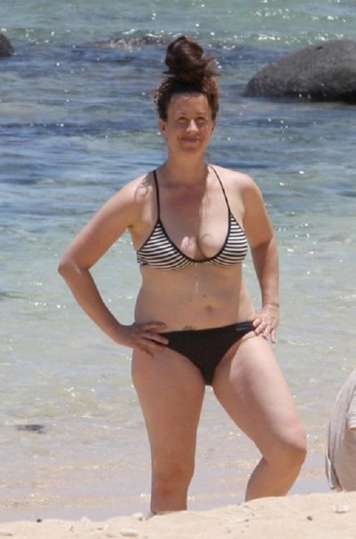 La foto prohibida de Sara Carbonero en bikini que