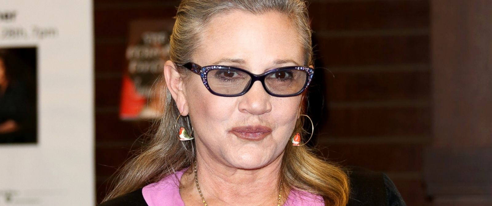 Murio carrie Fisher