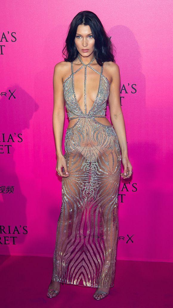 Los vestidos más atrevidos de las celebridades: Ranking elige los ...