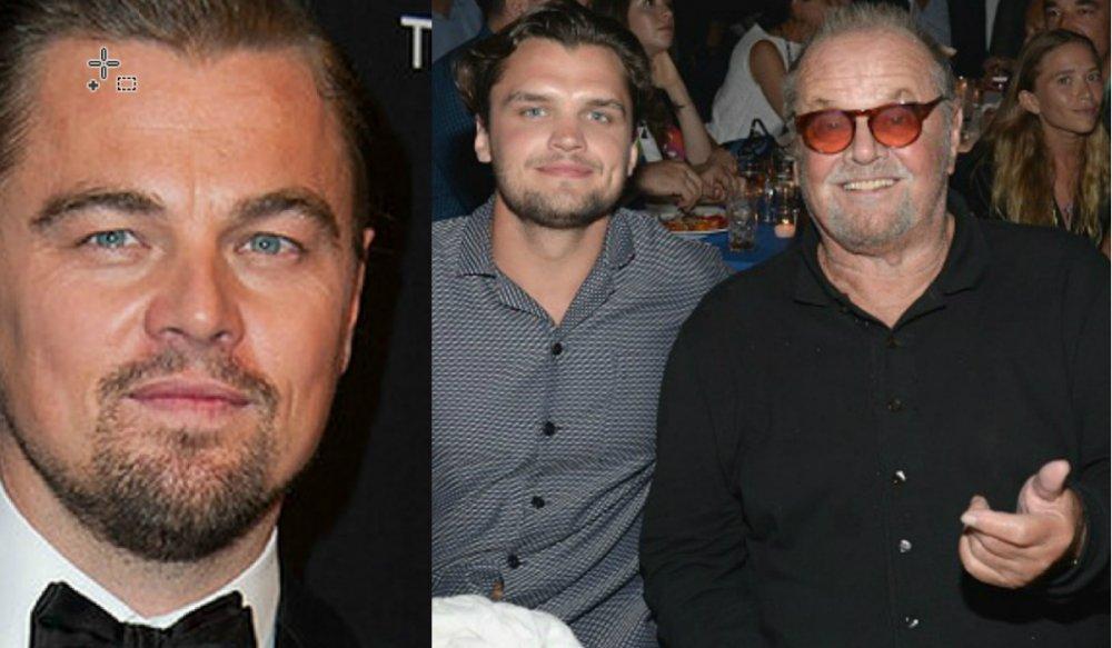 Hijo De Jack Nicholson Y Alucinante Parecido Con Leonardo Dicaprio Separados Al Nacer Guioteca Become a patron of nicholson1968 today: hijo de jack nicholson y alucinante