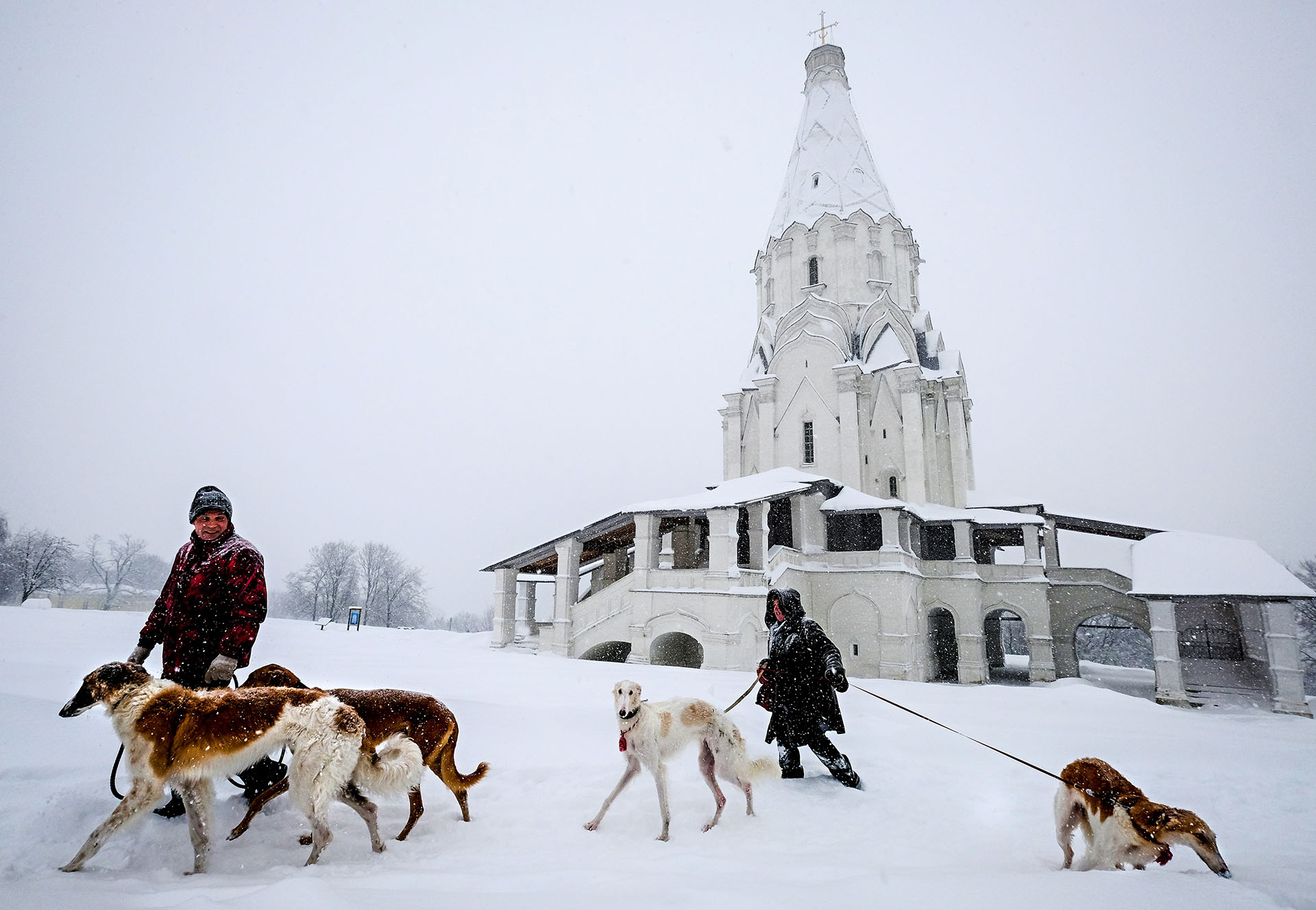 RUSSIA-TOURISM-WEATHER