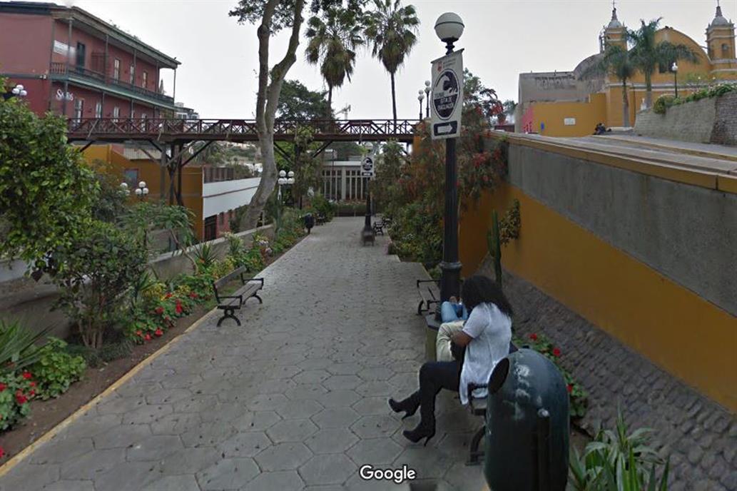 mujeres peruanas infieles paseo