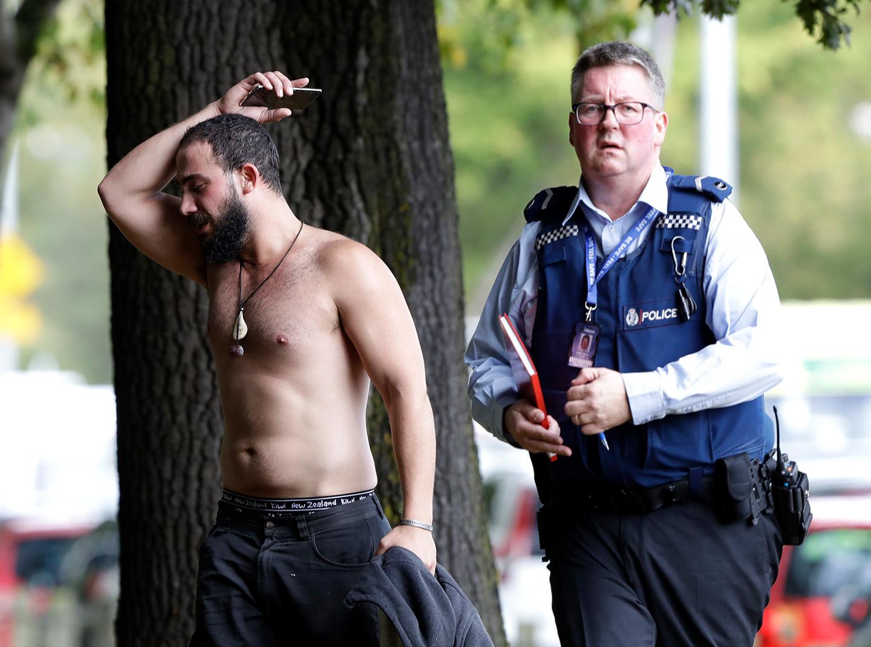 Video Masacre En Nueva Zelanda Detail: Masacre En Nueva Zelanda: Fotos De La Tragedia Que Dejó Al