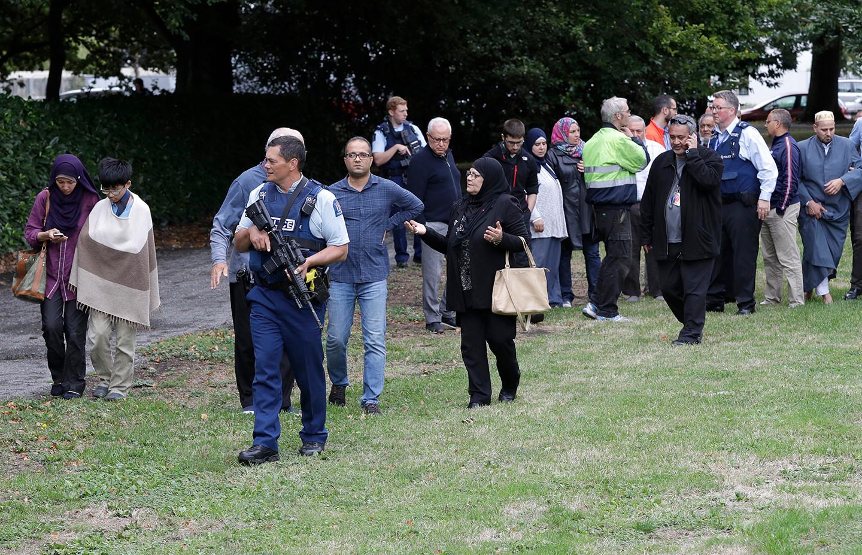 Masacre En Nueva Zelanda: Masacre En Nueva Zelanda: Fotos De La Tragedia Que Dejó Al