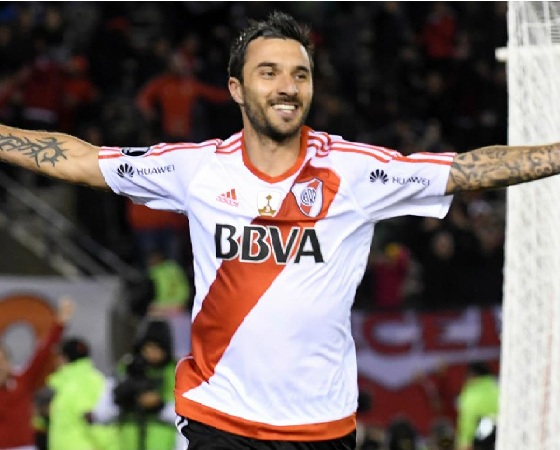 Scocco estuvo intratable.