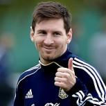 Locura en Argentina por homenaje a Messi de conocido bloguero
